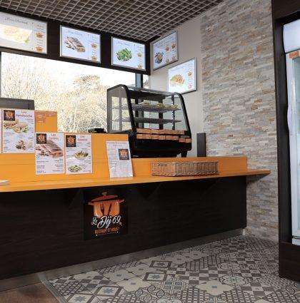 Restauration rapide à Lyon : créez votre propre corner au sein de votre entreprise