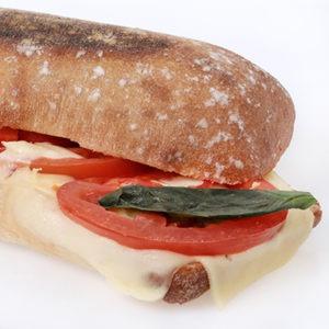 Le Dej69 - Panini Tomates Mozzarella
