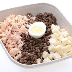 Le Dej69 - Salade Lentille