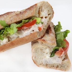 Le Dej69 - Sandwich Poulet