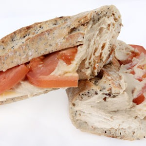 Le Dej69 - Sandwich Vegetarien