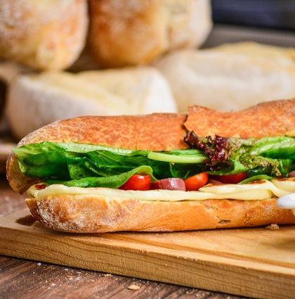 Livraison de salade ou de sandwich en entreprise ? PBO a la solution